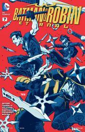 Batman & Robin Eternal (2015-) #7