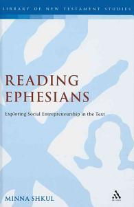 Reading Ephesians PDF