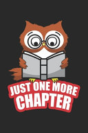 Just One More Chapter PDF