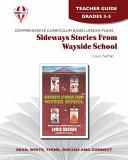 Sideways Stories from Wayside School Teacher Guide PDF