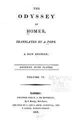 The Odyssey Of Homer PDF