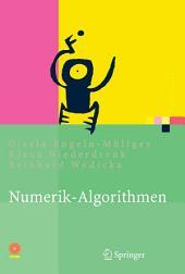 Numerik-Algorithmen: Verfahren, Beispiele, Anwendungen, Ausgabe 9