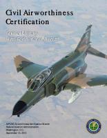 Civil Airworthiness Certification PDF