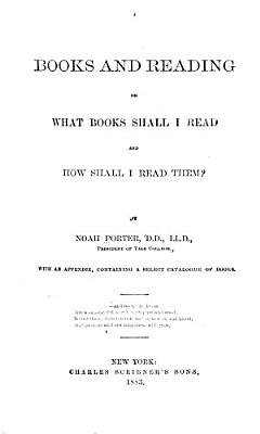 Books and Reading PDF