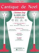 Cantique De Noel/ O Holy Night