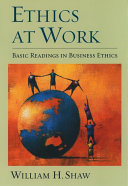 Ethics At Work Book PDF