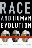 Race and Human Evolution PDF