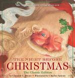 The Night Before Christmas Oversized Padded Board Book