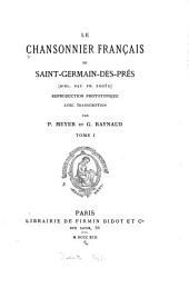 Le chansonnier français de Saint-Germain-des-Prés: Numéro31