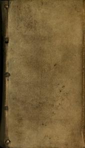Gerardi Jo. Vossii et aliorum Dissertationes de studiis bene instituendis