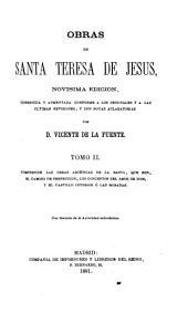 Obras de Santa Teresa de Jesus: Volumen 2