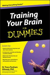 Training Your Brain For Dummies Book PDF