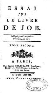 Essai sur le livre de Job