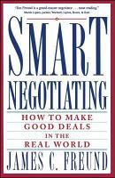 Smart Negotiating PDF