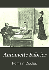 Antoinette Sabrier: pièce en trois actes