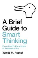 A Brief Guide to Smart Thinking PDF