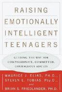 Raising Emotionally Intelligent Teenagers