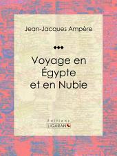 Voyage en Égypte et en Nubie: Récit et carnet de voyages