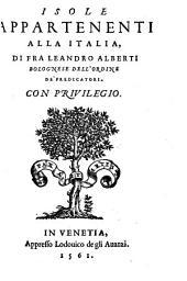 Isole appartenenti alla Italia