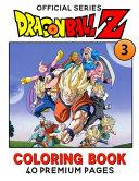 Dragon Ball Z Coloring Book Vol3 PDF