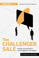 The Challenger Sale PDF