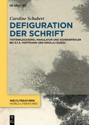 Defiguration der Schrift PDF
