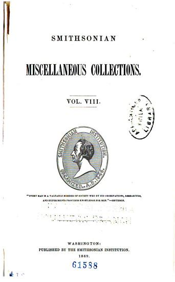 Smithsonian Miscellaneous Collections PDF