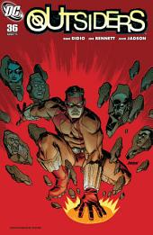 The Outsiders (2007-) #36