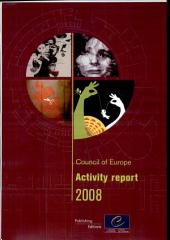 Council of Europe Activity Report 2008