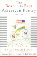 The Best of the Best American Poetry  1988 1997 PDF