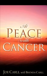 At Peace With Cancer Book PDF