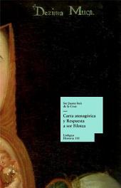 Carta atenagórica y Respuesta a sor Filotea