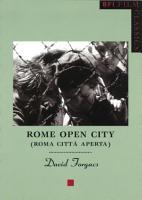 Rome Open City  Roma Citt   Aperta  PDF