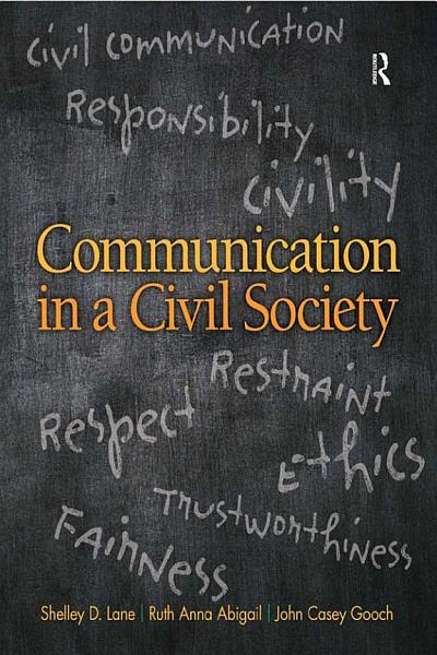 Communication in a Civil Society PDF