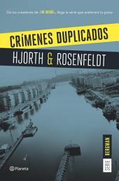 Crímenes duplicados: (Serie Bergman 2)