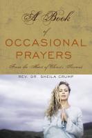 A Book of Occasional Prayers PDF