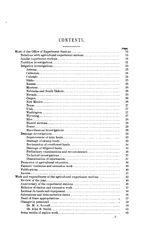 Funds for Research at State Agricultural Experiment Stations and Other State Institutions PDF