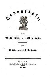 Janusköpfe: für Philosophie und Theologie