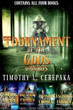 Tournament of the Gods Omnibus (epic fantasy/sword and sorcery)
