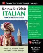Read & Think Italian, Premium 2nd Edition: Edition 2