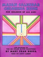 Mayan Calendar Coloring Book