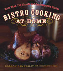 Download Bistro Cooking at Home Book