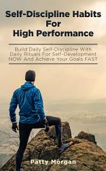 Self Discipline Habits For High Performance PDF