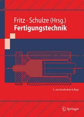 Fertigungstechnik: Ausgabe 9
