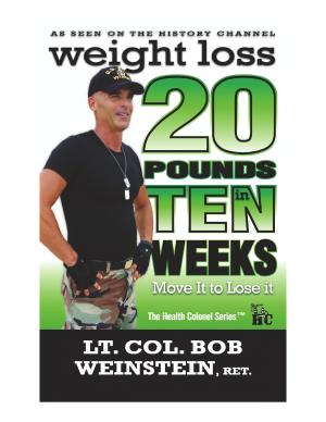 Weight Loss   Twenty Pounds in Ten Weeks   Move It to Lose It PDF