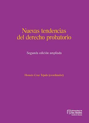 Nuevas tendencias del derecho probatorio PDF