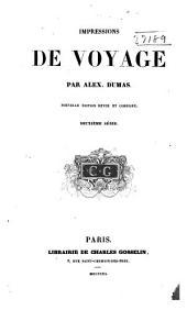 Impressions de voyage: Volume2