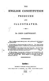 The English Constitution Produced and Illustrated: Issue 1