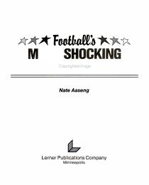 Football s Most Shocking Upsets PDF