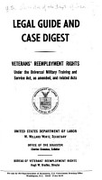 Legal Guide and Case Digest PDF